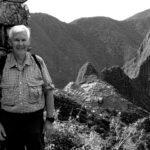 Donald Machu Pichu Inca track to Sun Gate
